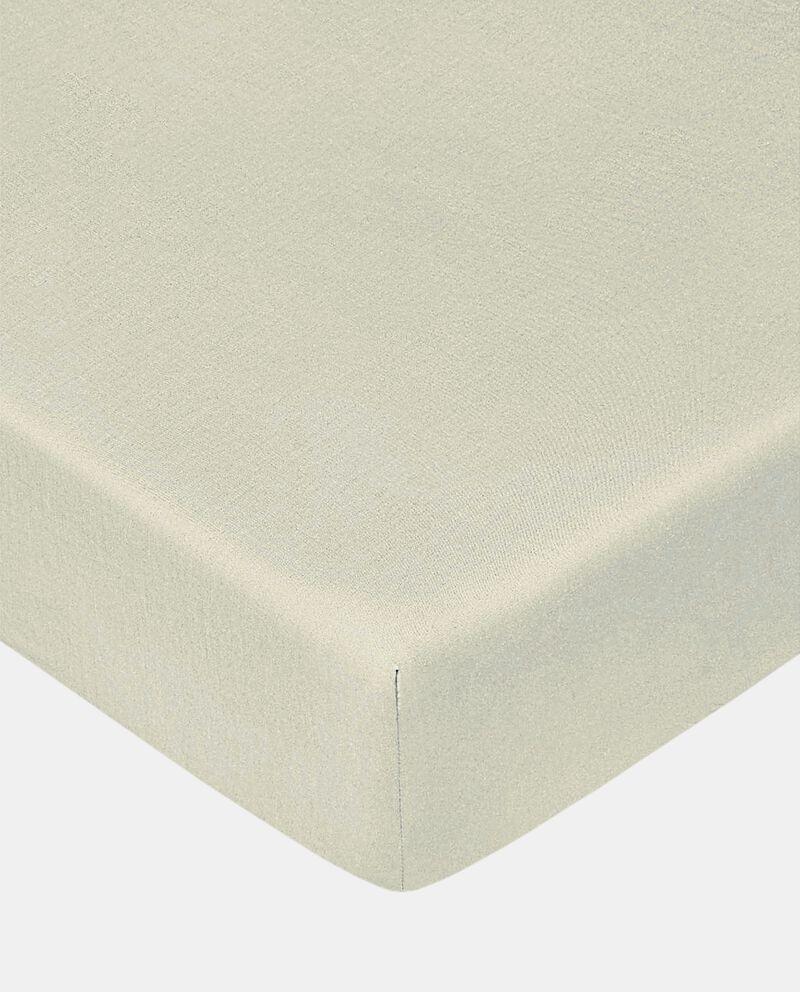Lenzuola con angoli in puro cotone