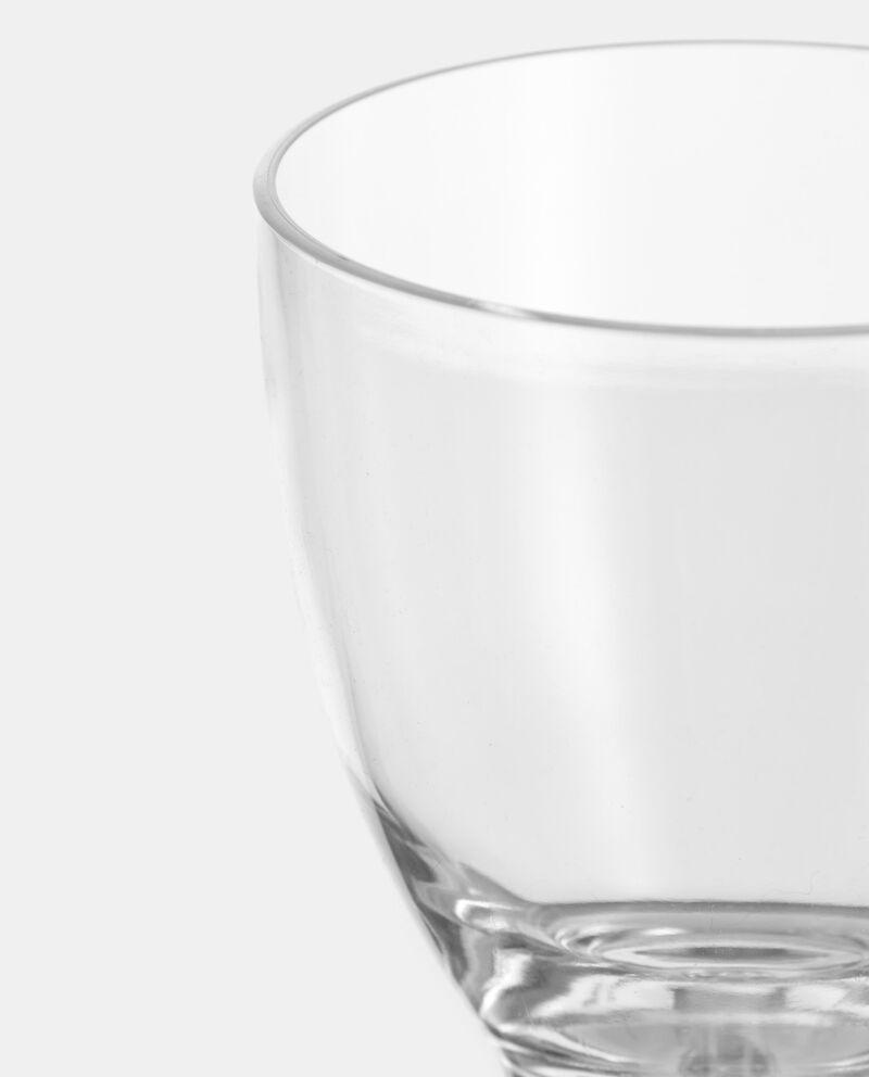Calice trasparente single tile 1