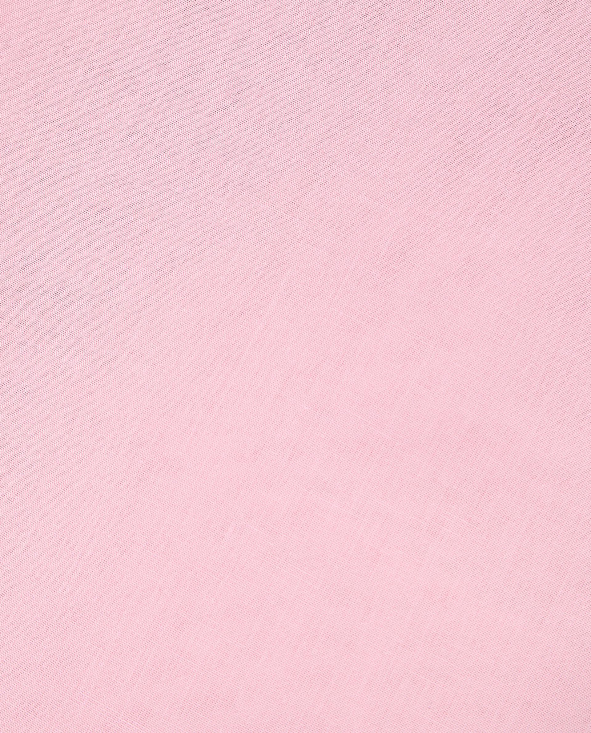 Lenzuola con angoli in puro cotone tinta unita