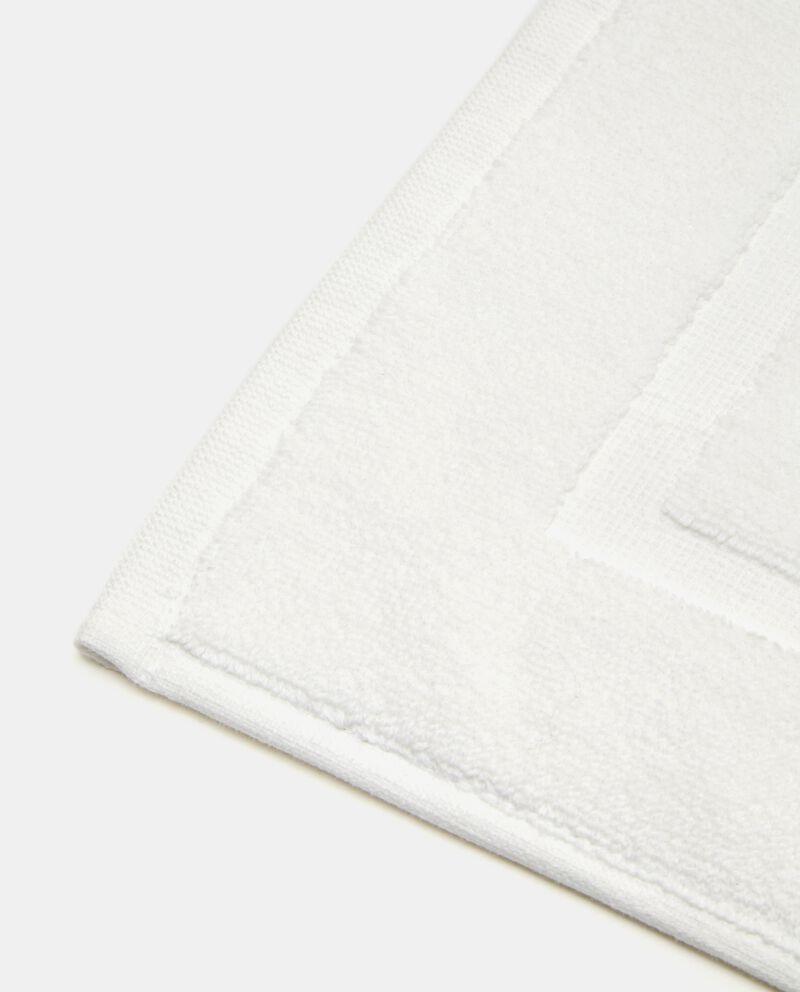 Scendidoccia in puro cotone con bordatura single tile 1