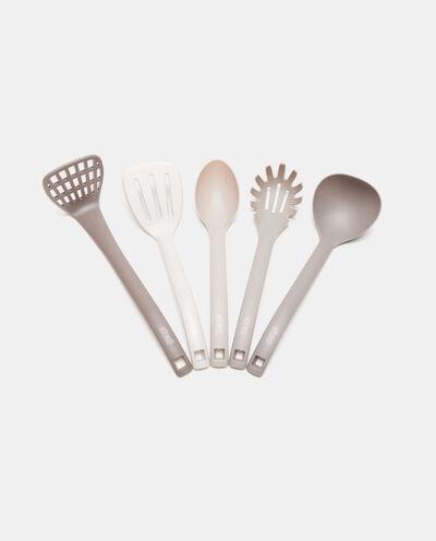 Set utensili da cucina in plastica