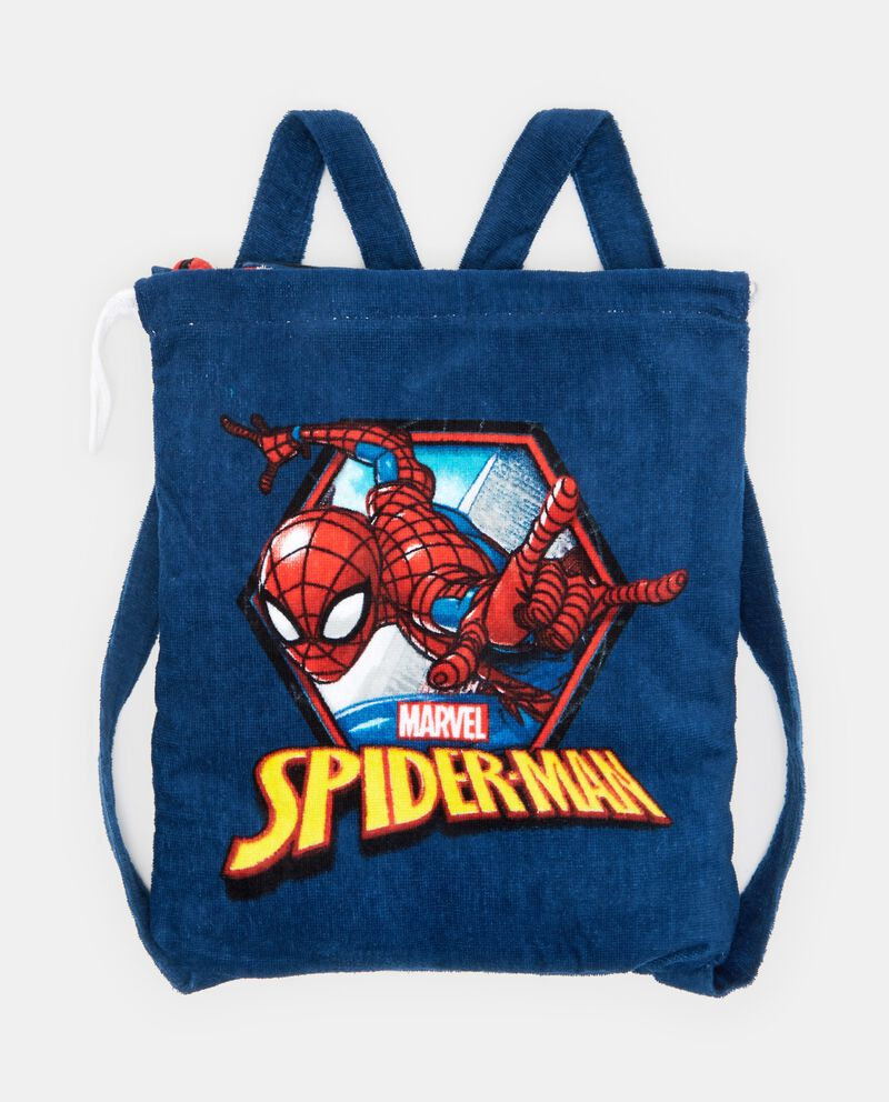 Telo mare bambini con fantasia Spiderman
