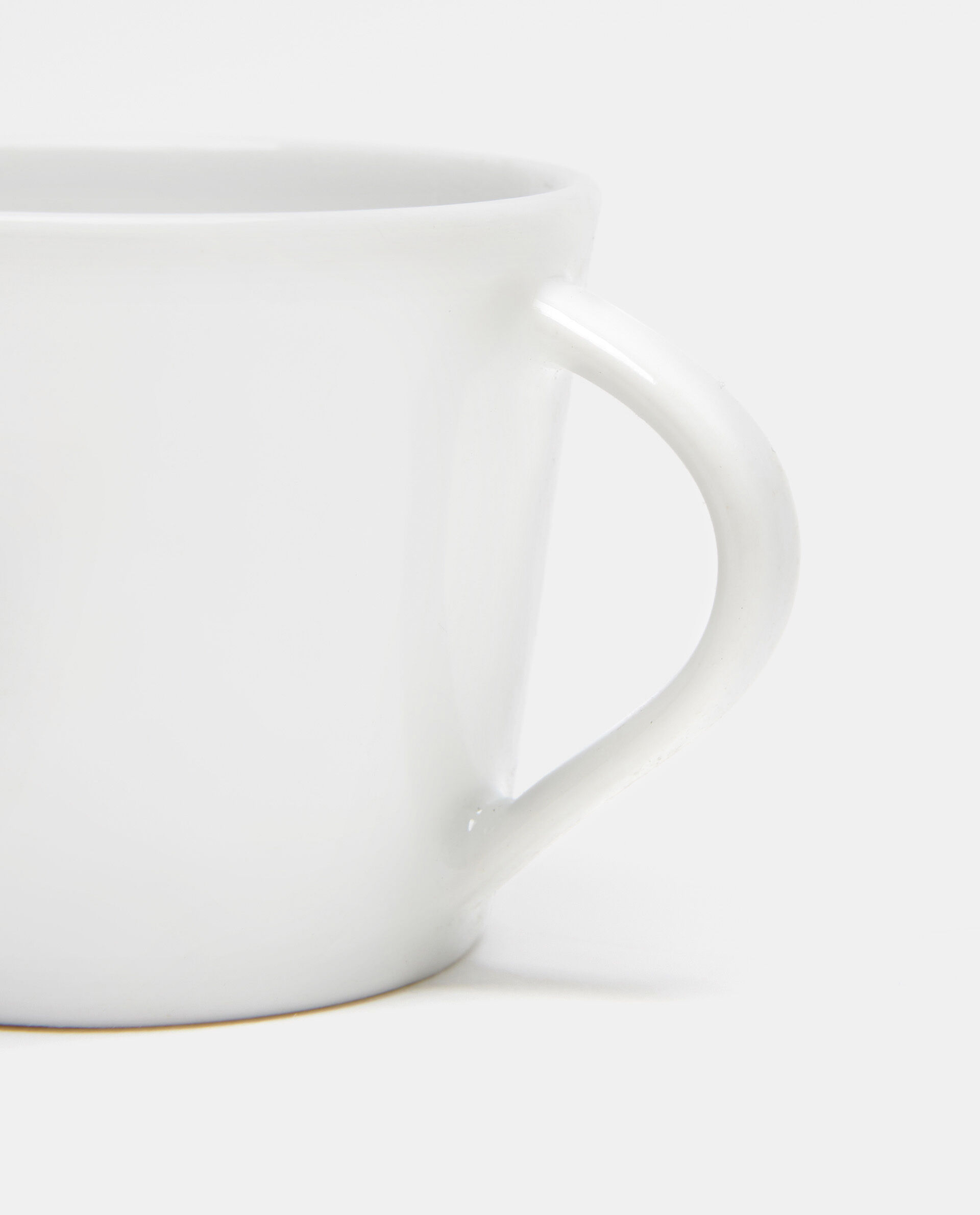 Set sei tazzine caffè in porcellana
