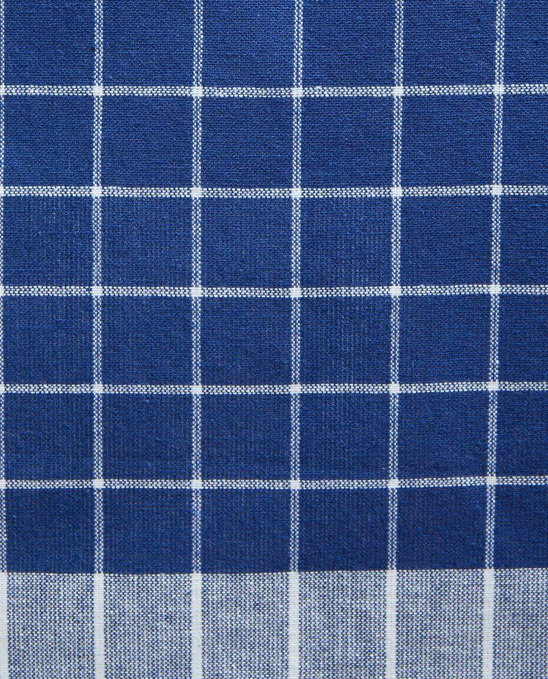 Tovaglia a quadri in puro cotone single tile 1