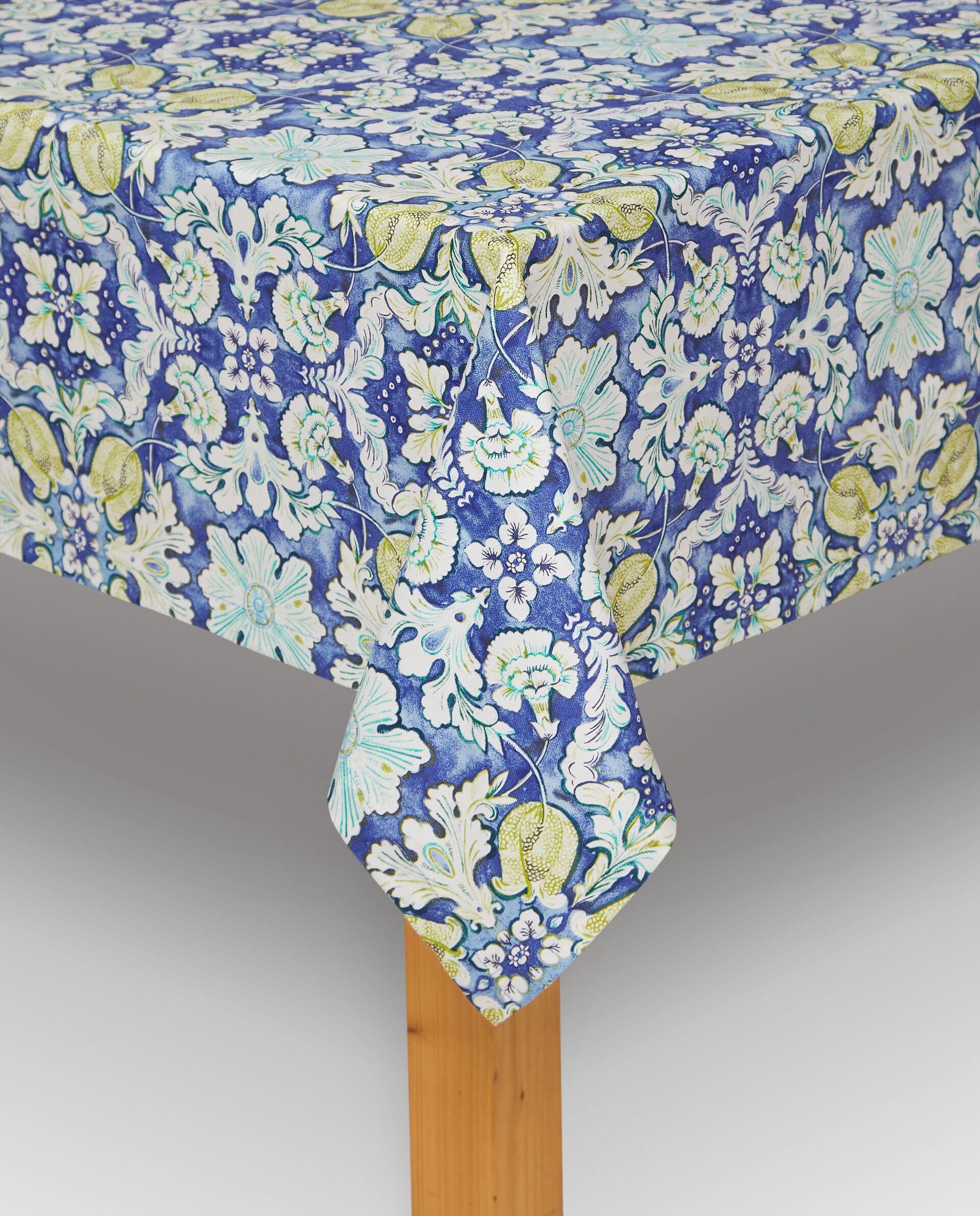 Tovaglia puro cotone in fantasia floreale