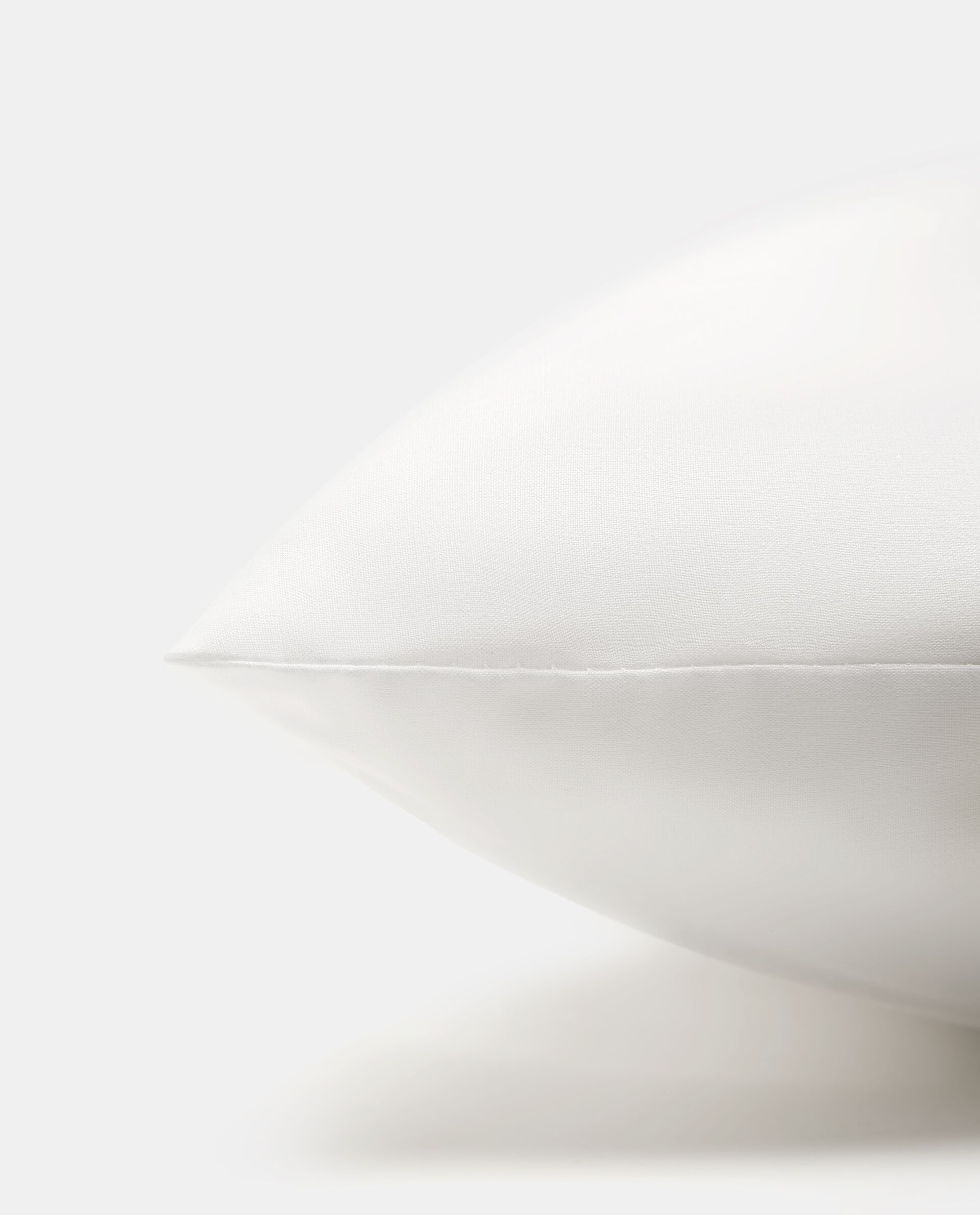 Federa tinta unita in puro cotone