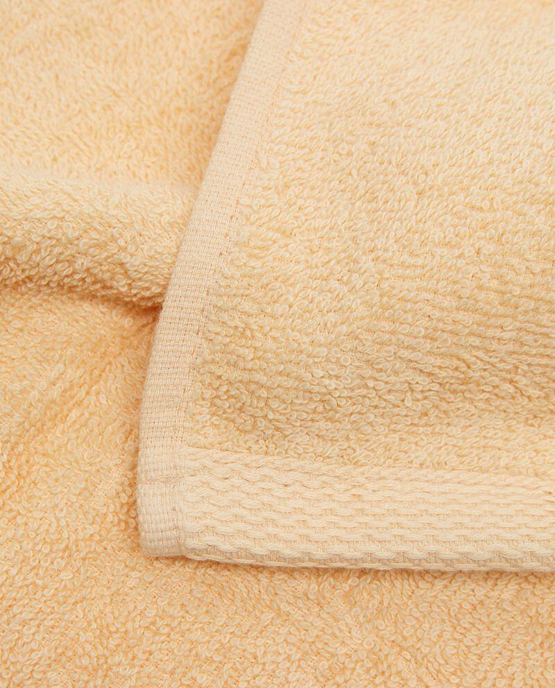 Set con 4 lavette in puro cotone