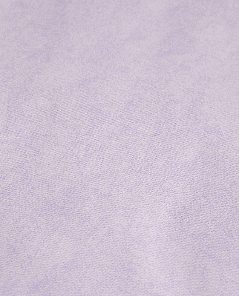 Lenzuolo con angoli di puro cotone nuvolato