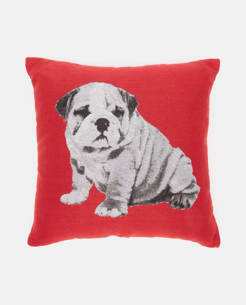 Cuscino con bulldog