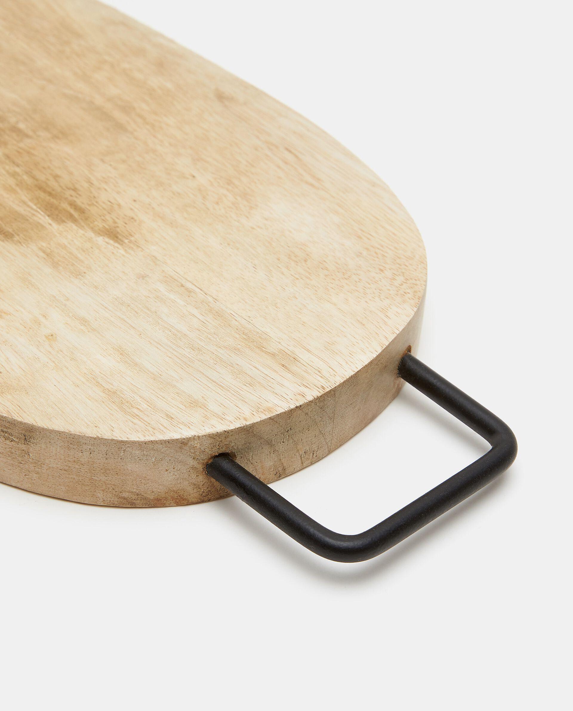 Tagliere ovale in legno