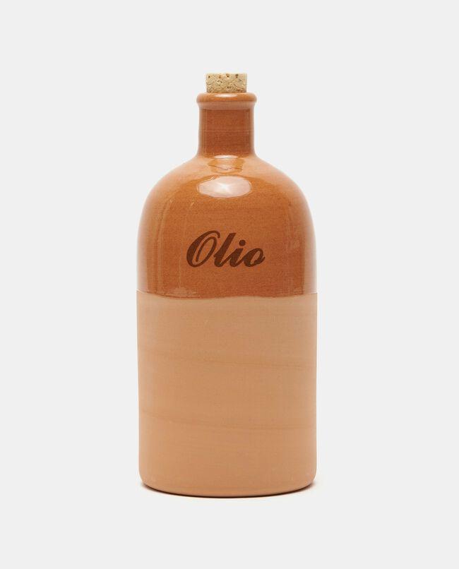 Bottiglia per olio in terracotta carousel 0