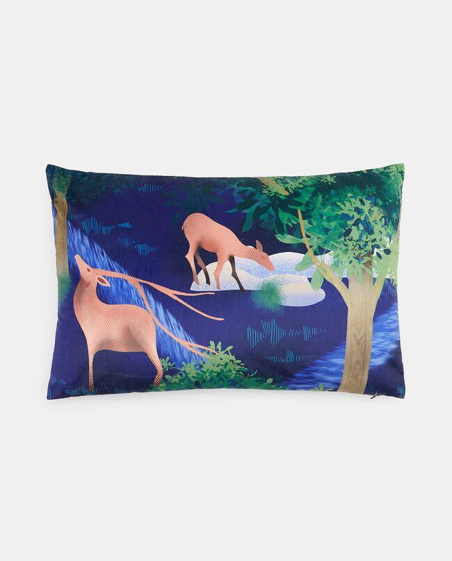 Cuscino con stampa cervi carousel 0
