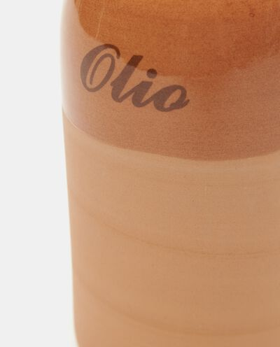 Bottiglia per olio in terracotta detail 1