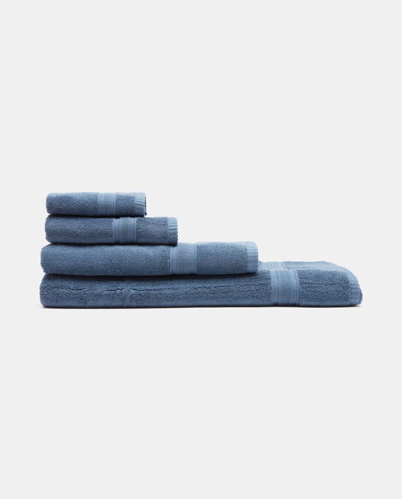 Asciugamano tinta unita e puro cotone cover