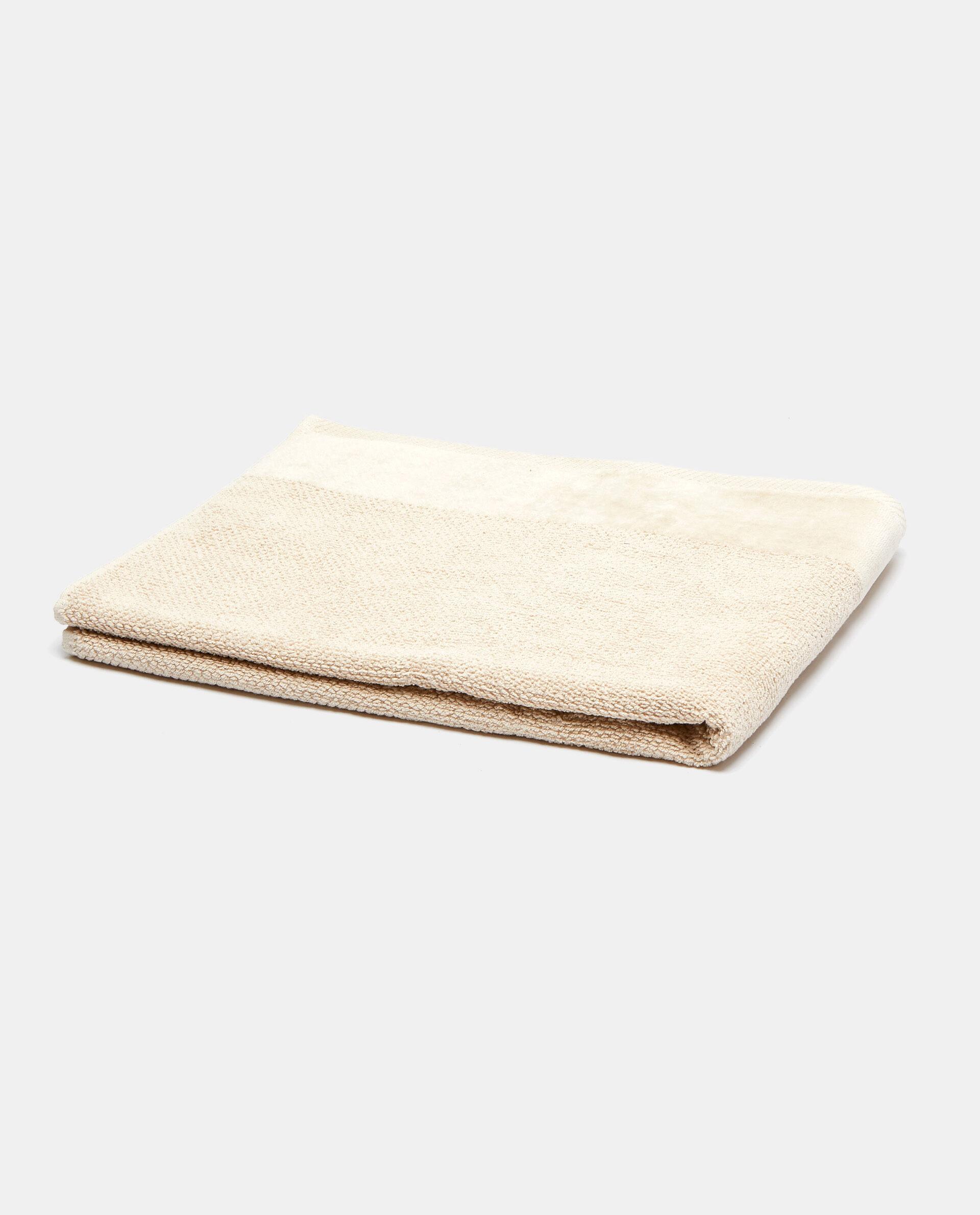 Asciugamano ospite tinta unita