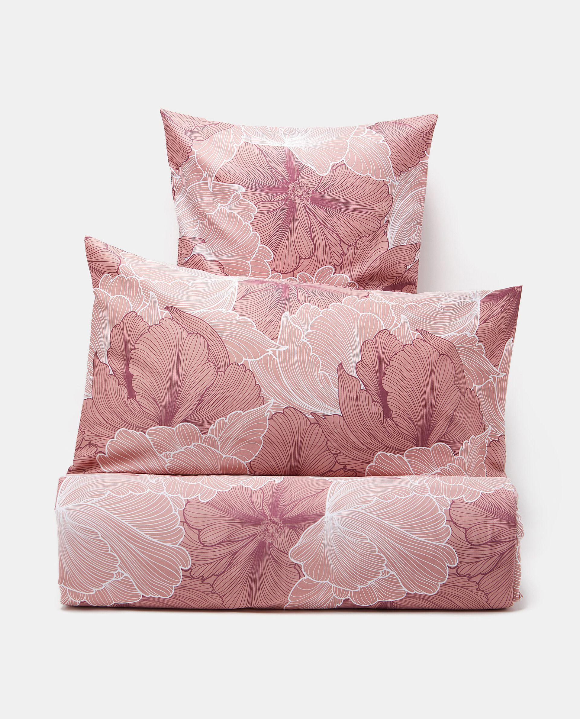 Parure copripiumino in puro cotone con rose