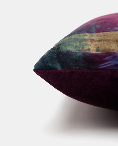 Cuscino con stampa cervi detail 1