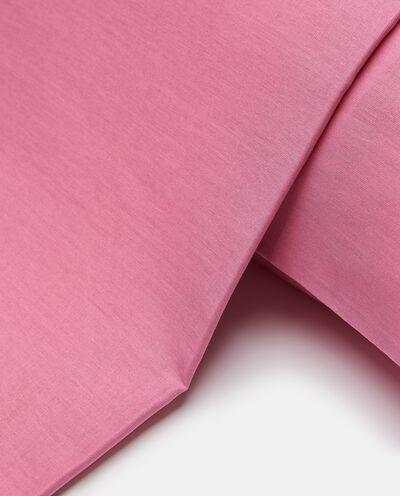 Parure lenzuolo tinta unita di puro cotone detail 1