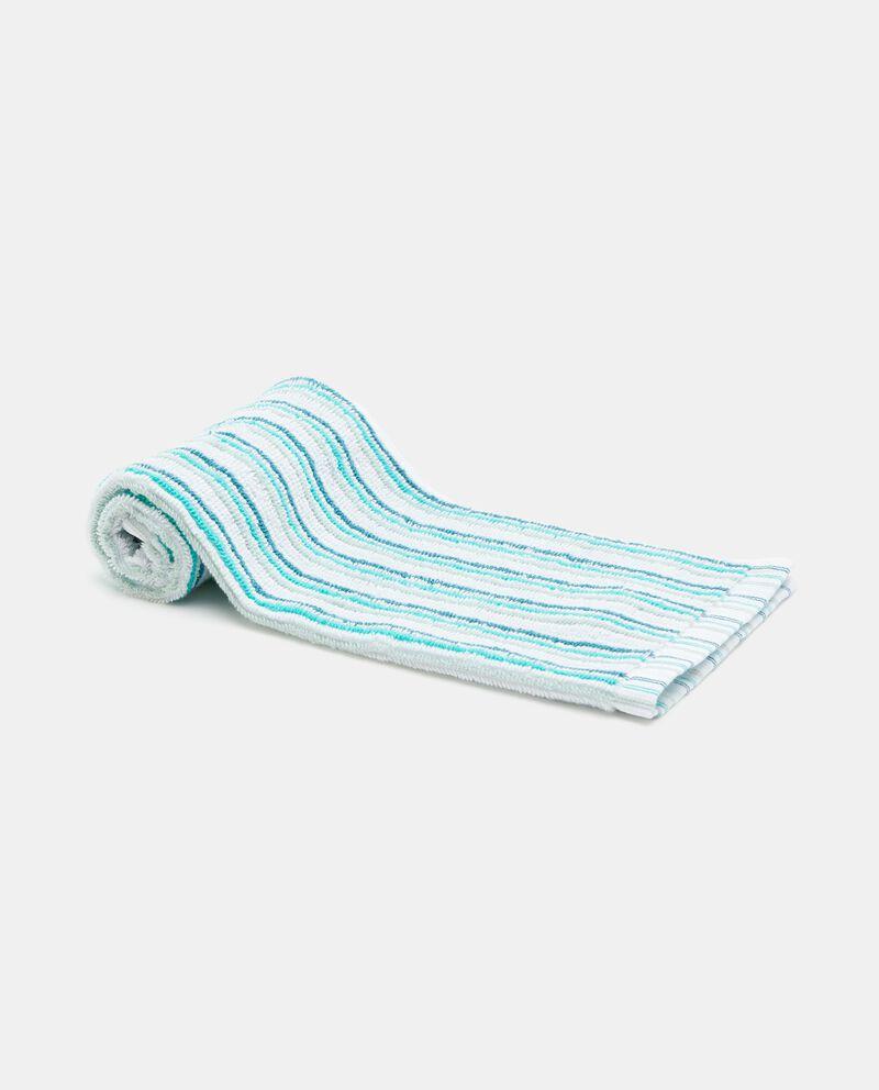 Asciugamano motivo a righe