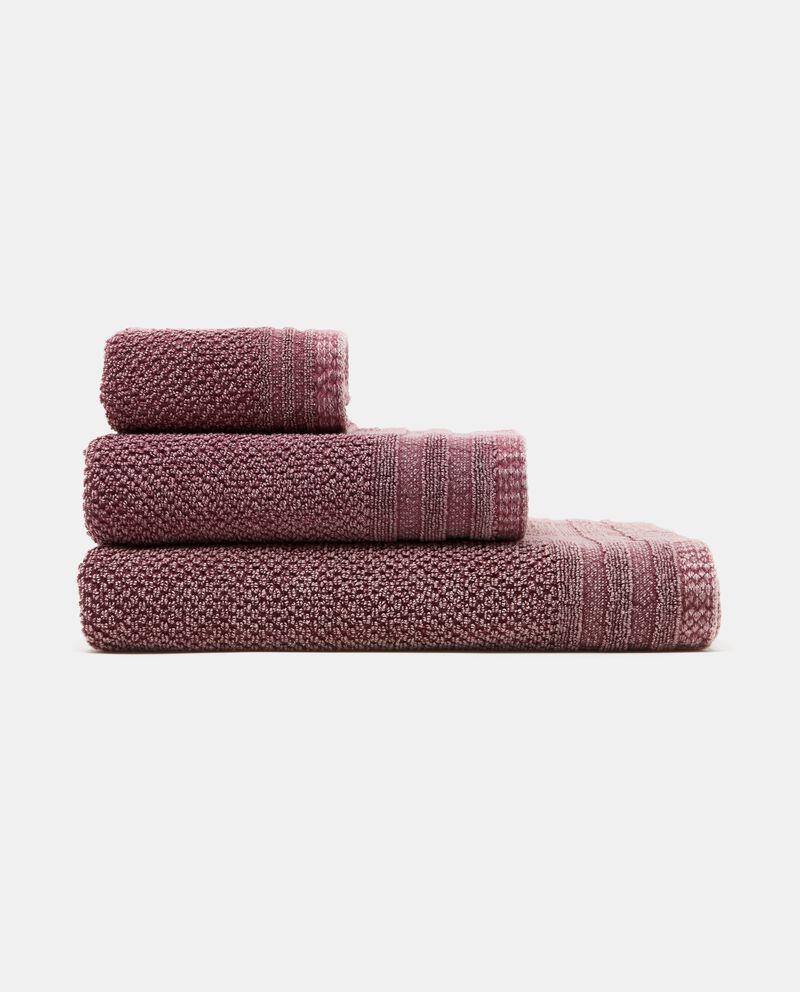 Asciugamano in puro cotone