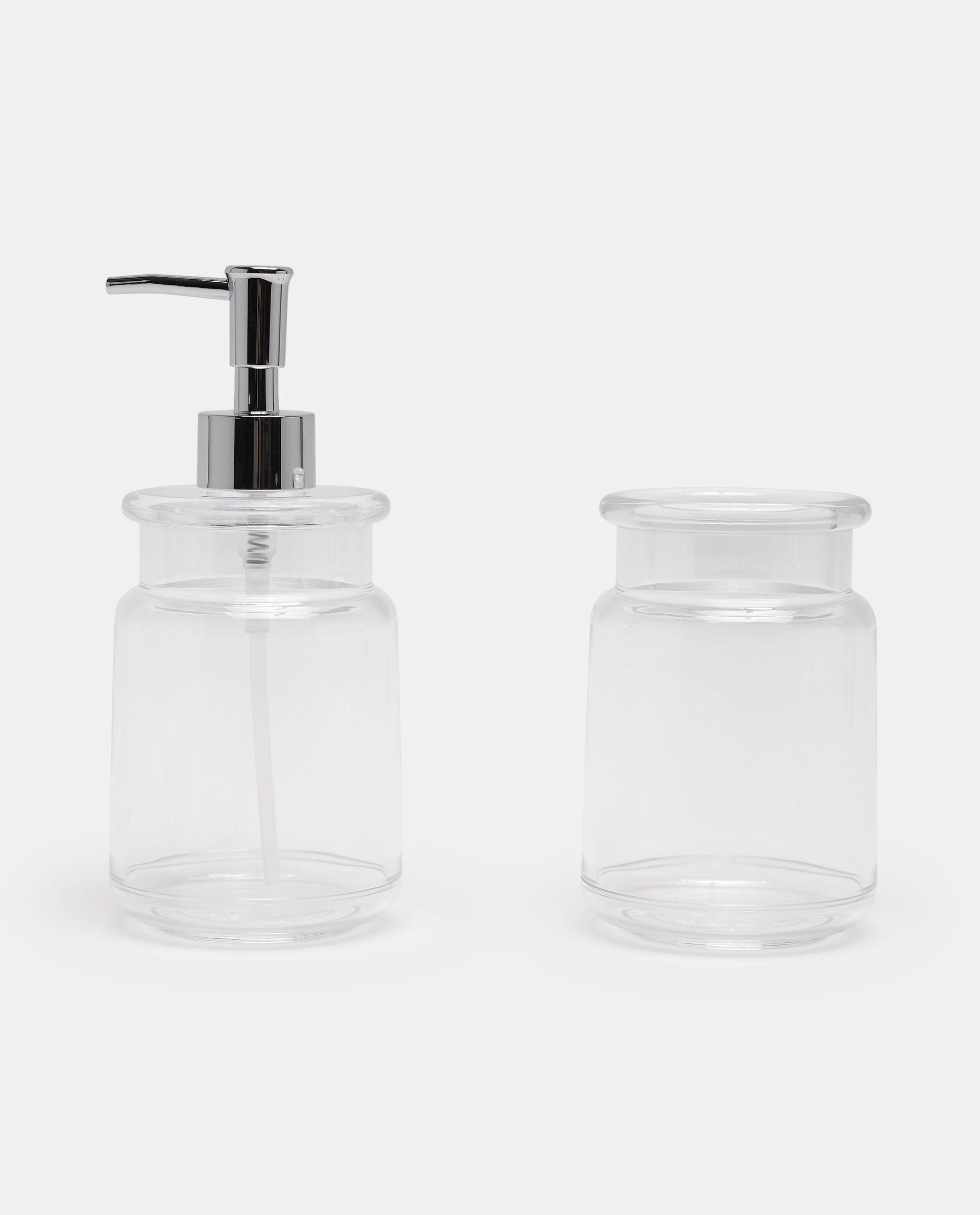 Set due accessori per il bagno