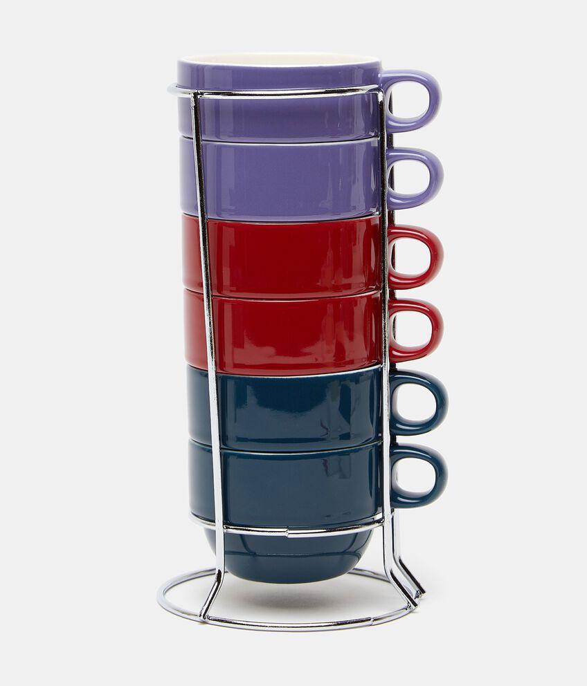 Set 6 tazzine caffè double 1
