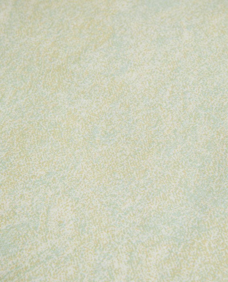 Lenzuolo nuvolato con angoli puro cotone