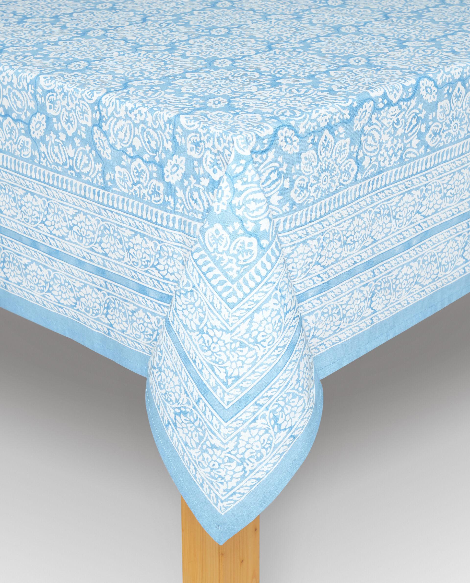 Tovaglia in cotone fantasia paisley